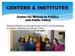 centers institutes8