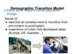 demographic transition model1