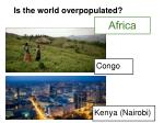 is the world overpopulated3