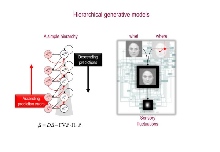 Hierarchical generative models