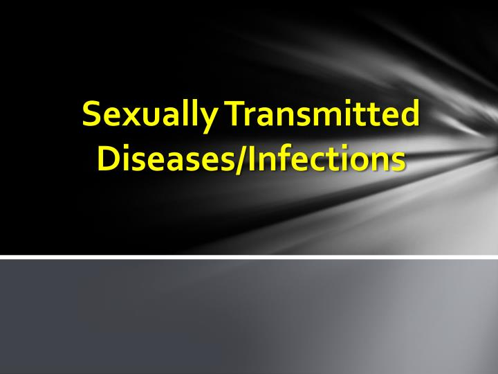Sexually transmitted diseases infections