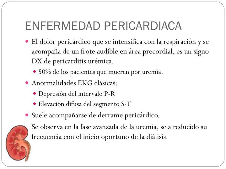 ENFERMEDAD PERICARDIACA