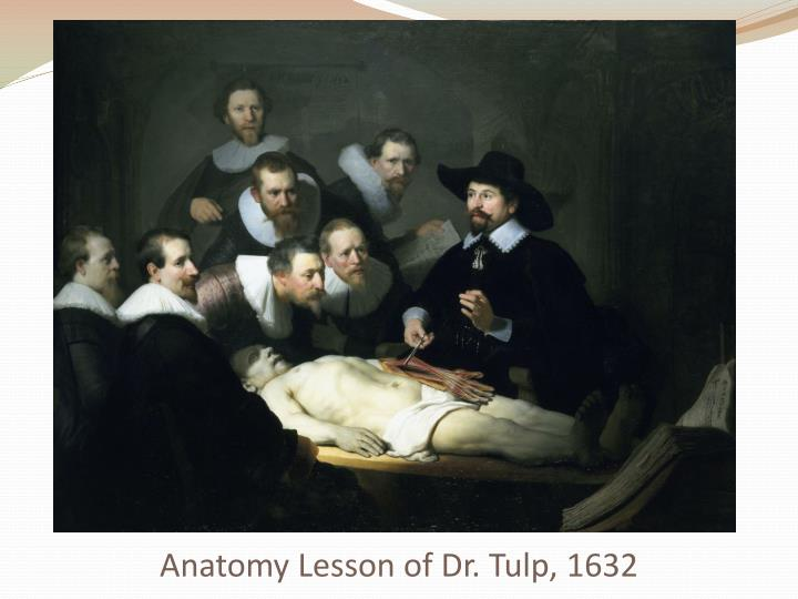 Anatomy Lesson of Dr.