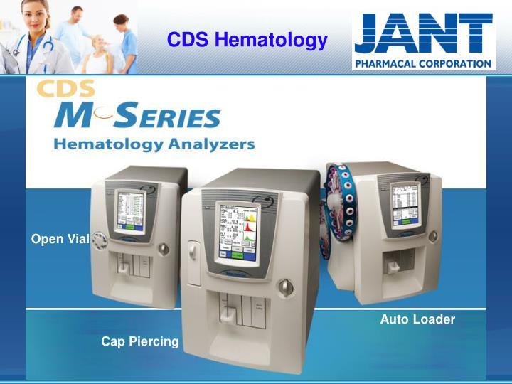 CDS Hematology