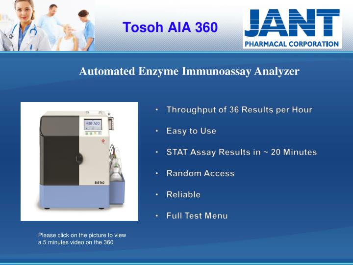 Tosoh AIA 360
