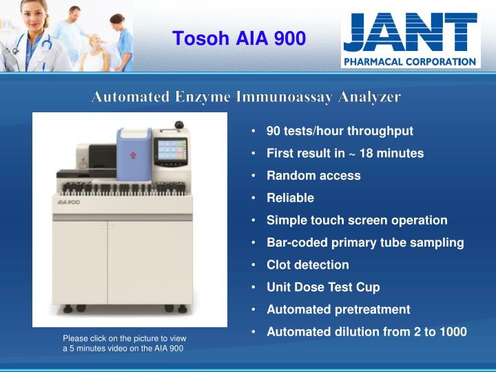 Tosoh AIA 900