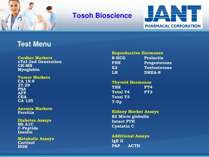 Tosoh Bioscience