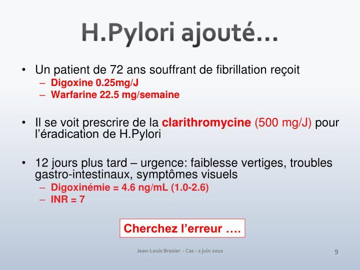 H.Pylori