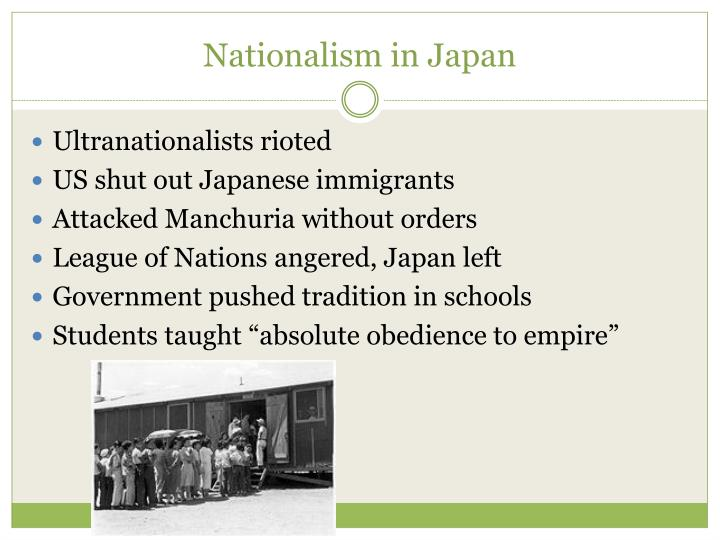 Nationalism in Japan