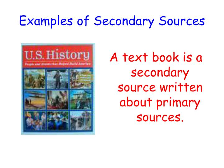secondary research paper Secondary data is one type of quantitative data that has already been collected by someone else for a different purpose to yours  paper-based sources – books .