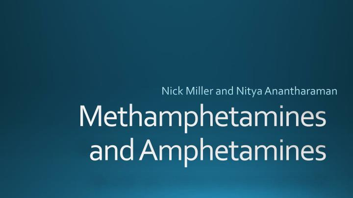 Nick miller and nitya anantharaman