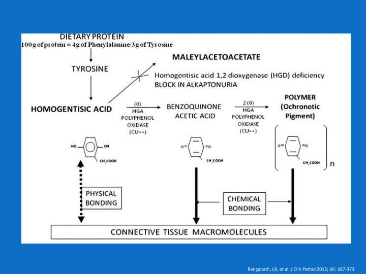 Ranganath, LR, et al. J Clin Pathol 2013; 66: 367-373