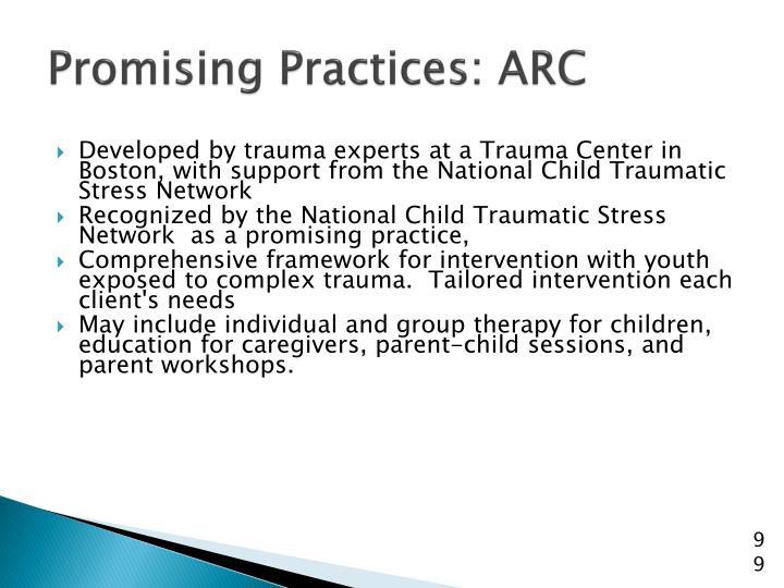 Promising Practices: ARC