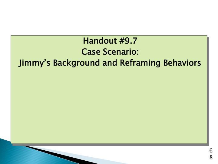 Handout #9.7