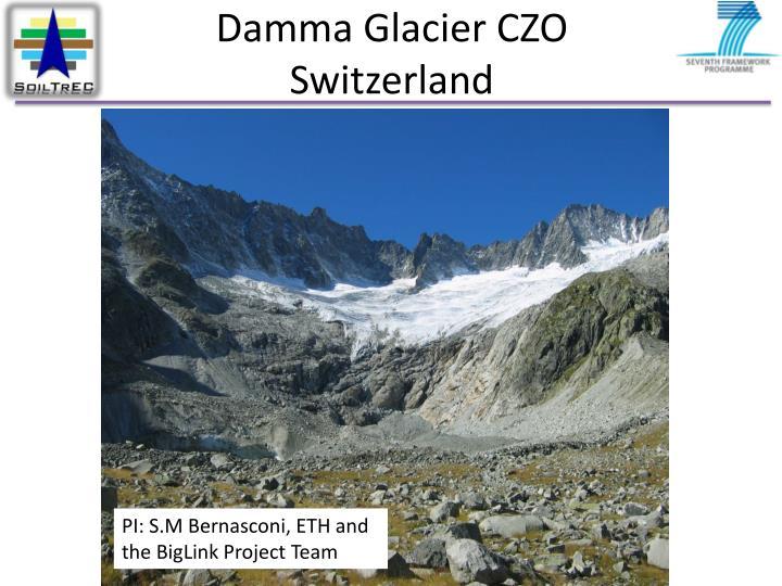 Damma Glacier CZO