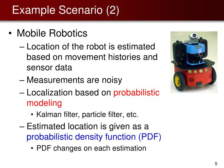 Example Scenario (2)