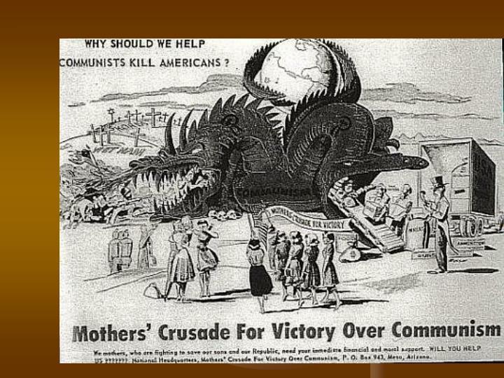 Kāpēc mums būtu jāpalīdz komunistiem nogalināt amerikāņus?