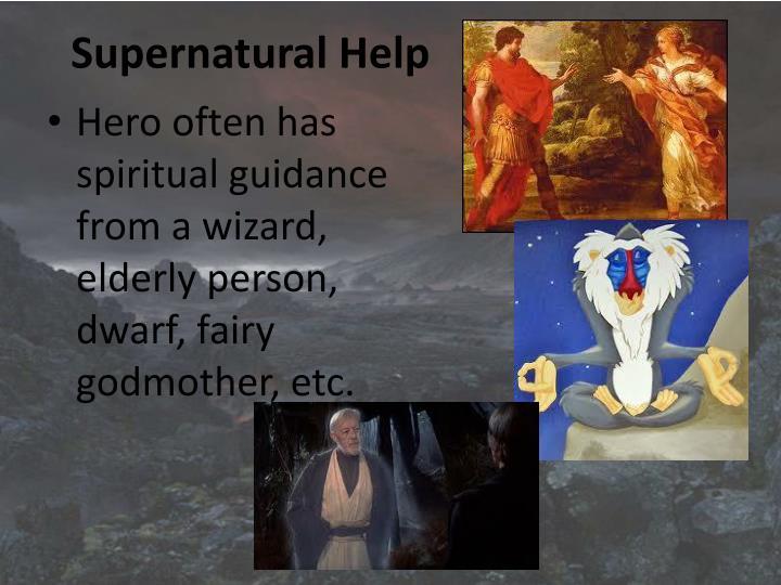 Supernatural Help