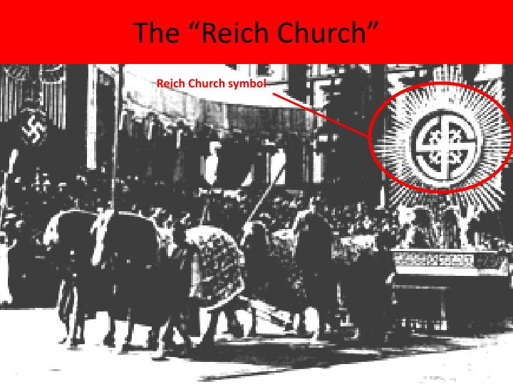 "The ""Reich Church"""