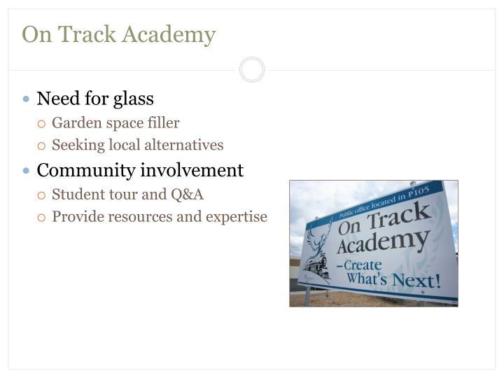On Track Academy