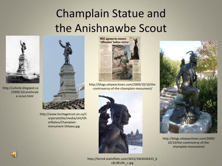 http://urbsite.blogspot.ca/2009/10/anishinabe-scout.html