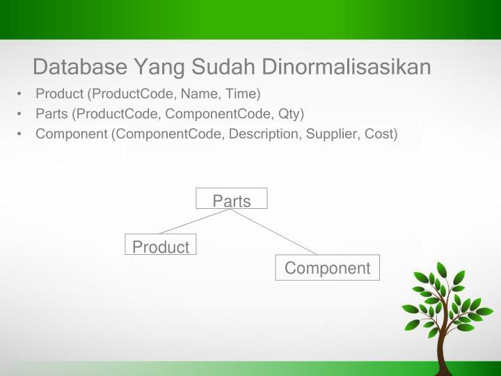 Database Yang