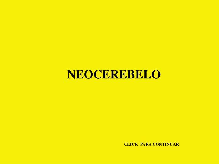 NEOCEREBELO