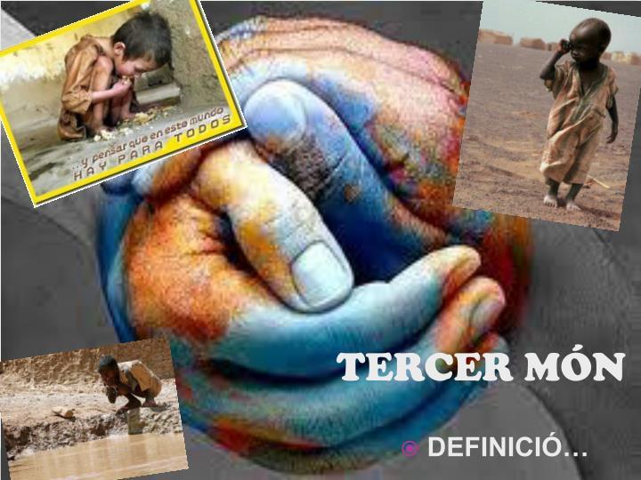 TERCER MÓN