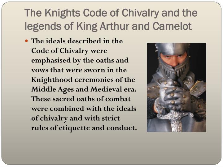 king arthur code