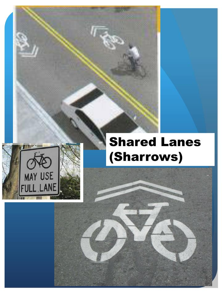 Shared Lanes (