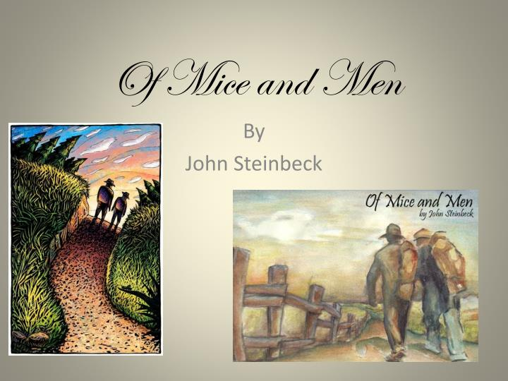 the causes of loneliness in of mice and men by john steinbeck The theme of racism plays a powerful role in john steinbeck's iconic major themes in of mice and men loneliness in of racism in of mice and men related.