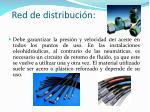 red de distribuci n