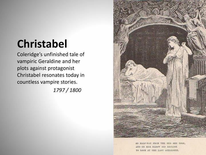 christabel coleridge