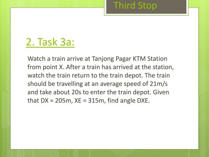 Third Stop