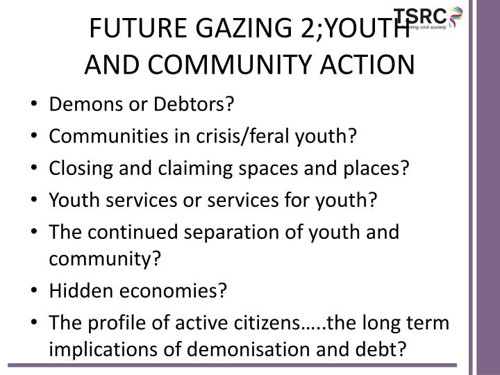 FUTURE GAZING 2;YOUTH