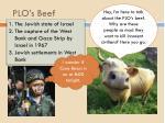plo s beef