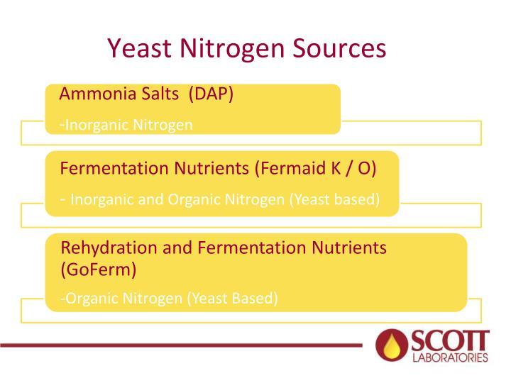 Yeast Nitrogen