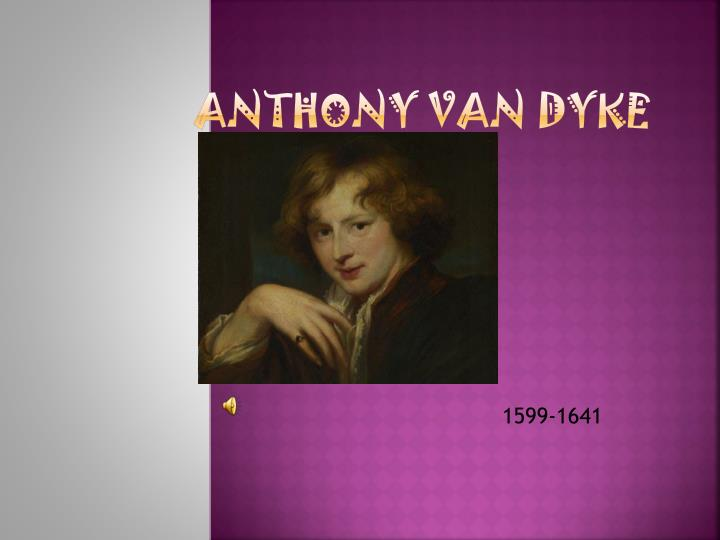 Anthony van dyke