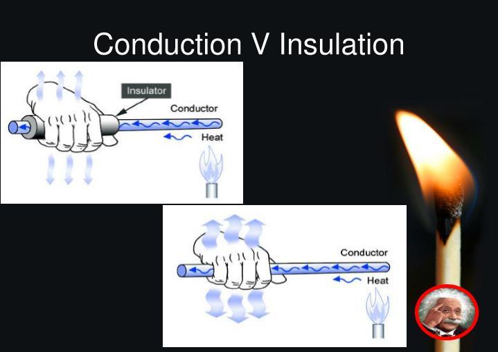 Conduction V Insulation