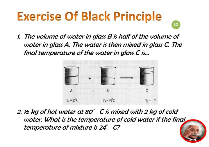 Exercise Of Black Principle