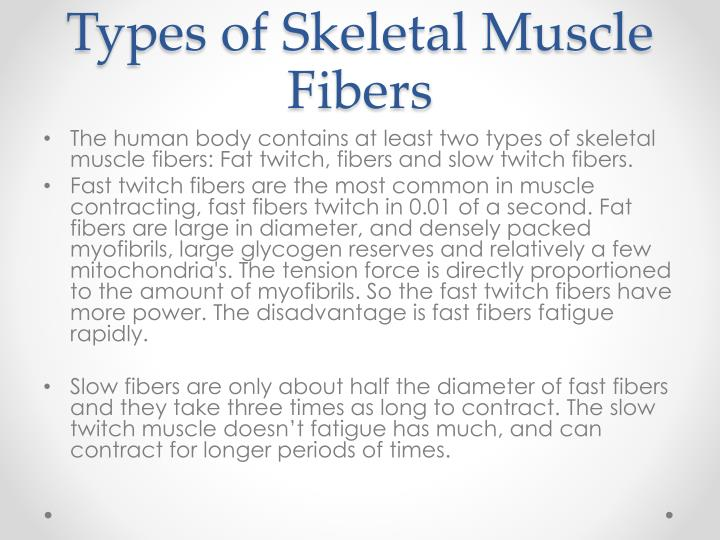 Types of Skeletal