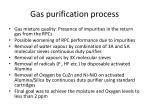 gas purification process