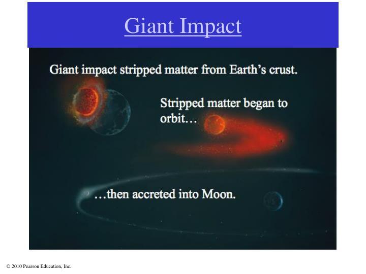 Giant Impact