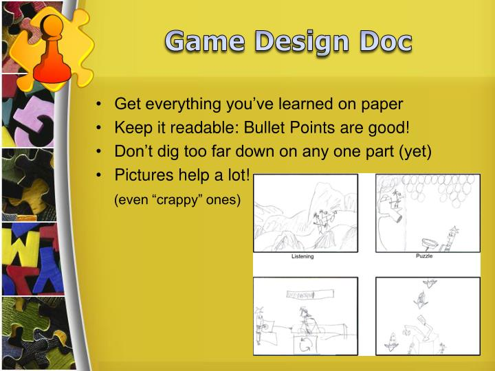Game Design Doc