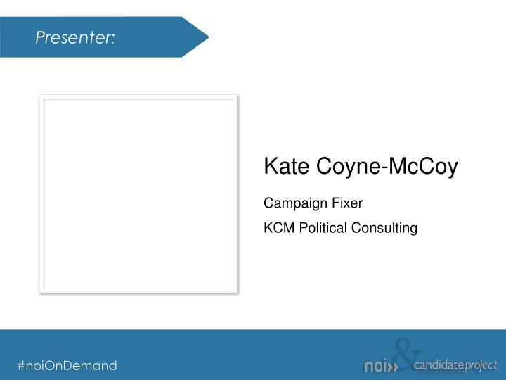 Kate Coyne-McCoy