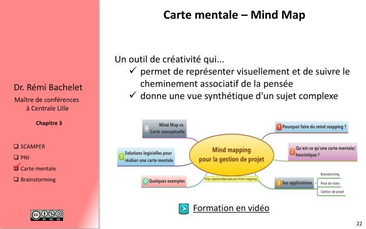 Carte mentale –
