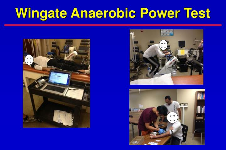 Wingate Anaerobic Power Test