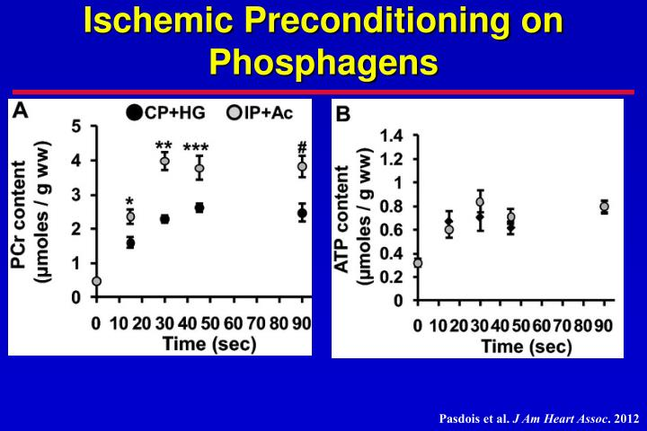 Ischemic Preconditioning on