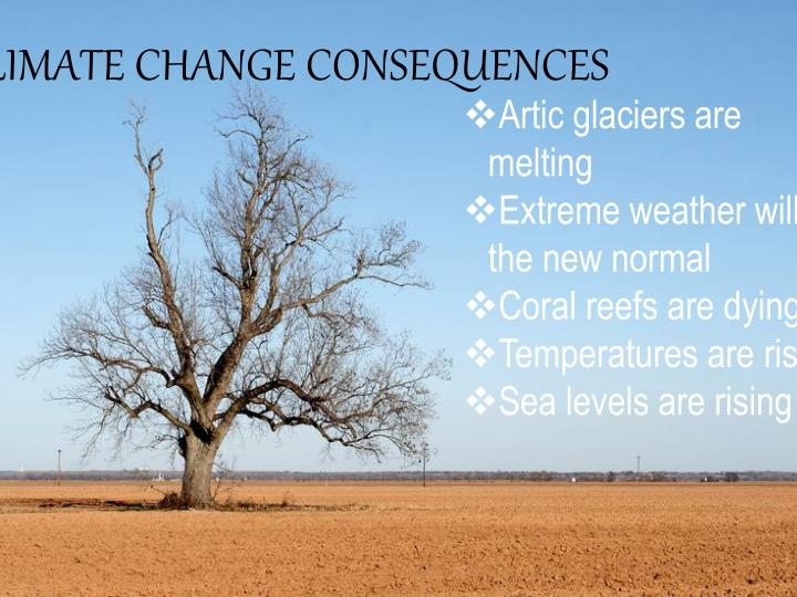 Climate Change Consequences