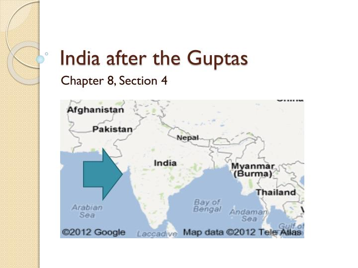 India after the